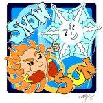 Sun versus Snow